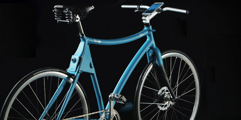 Smart Bike de Samsung