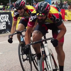 Team Cinelli Chrome @ Red Hook Crit London n.2