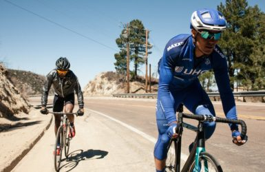 Riding Fixed, Up Mountains, with Pros – Épisode 1: Mont Lemmon