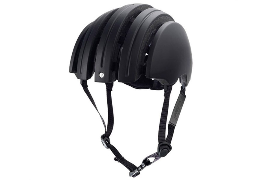 77a29d738f5 Casque pliable Brooks Carrera JB Classic noir