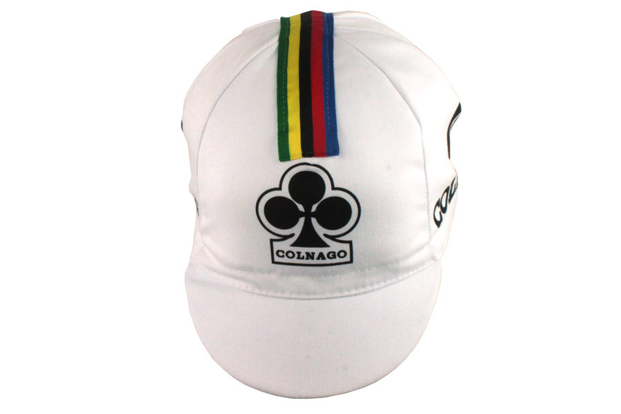 santa fixie acheter casquette vintage de cyclisme colnago. Black Bedroom Furniture Sets. Home Design Ideas