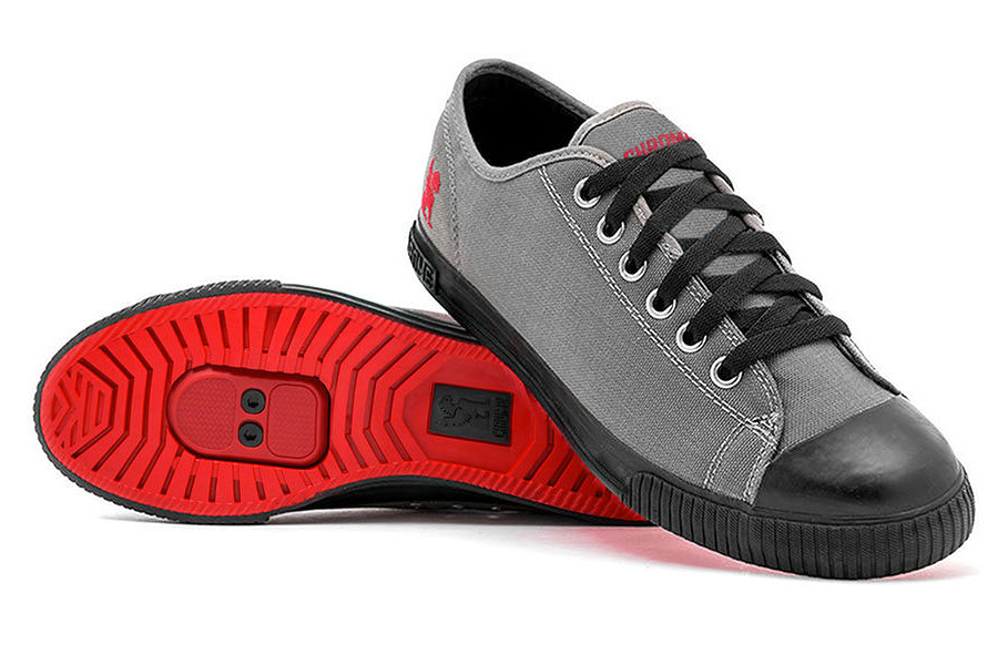 Chaussures cycliste Chrome Industries Kursk Pro 2.0 SPD Gris s19tuuoxWj