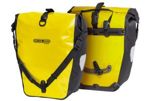 Sacoches Ortlieb Back Roller Classic QL2.1 Jaune