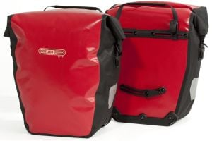 Sacoches Ortlieb Back Roller City QL1 Rouge