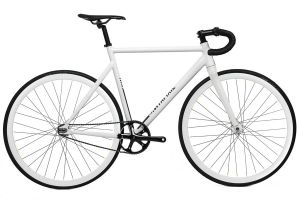 Vélo Fixie Santafixie Raval All White