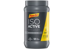 Boisson Isotonique PowerBar IsoActive Citron 600g