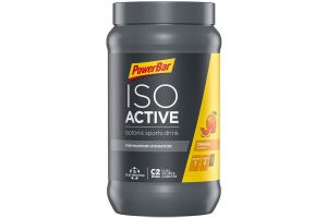 Boisson Isotonique PowerBar IsoActive Oranje 600g