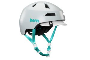 Casque Bern Brentwood 2.0 Satin Cool Grey