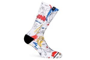 Chaussettes Pacifico Street Faces