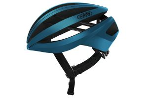Casque Abus Aventor Steel Blue