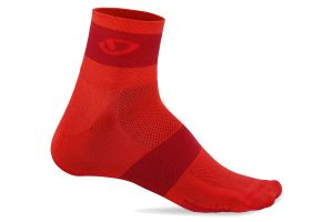 Chaussettes Giro Comp Racer Bright Red