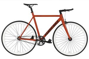 Vélo Fixie FabricBike Light Red & White