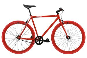 Vélo Fixie FabricBike Fully Glossy Red