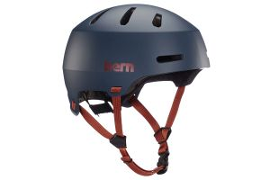 Casque Bern Macon 2.0 Mips Matte Navy