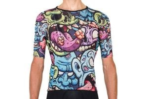 Maillot Pissei Vortice Cartoon Monster