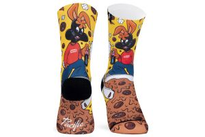 Chaussettes Pacifico Cereal Edition - Choco