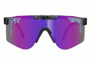 Lunettes Pit Viper Night Fall Polarized Double Wide Violet
