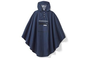 The Peoples Poncho 3.0 Bleu