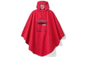 The Peoples Poncho 3.0 Rouge