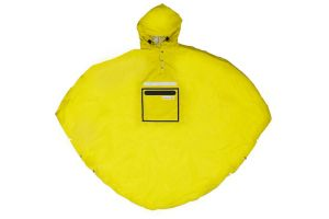 The Peoples Poncho 3.0 Jaune