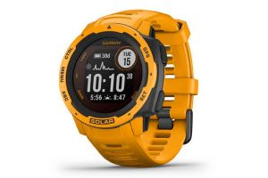 Montre Intelligente Garmin Instinct Solar Jaune
