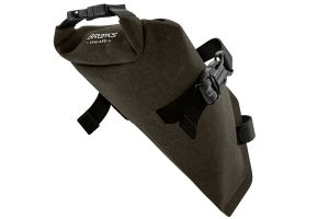 Sac de selle Brooks Scape Saddle Roll Vert
