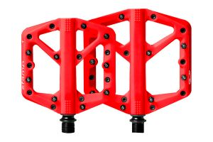 Pédales Crank Brothers Stamp 1 rouge