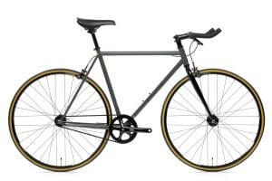 Vélo Fixie State Bicycle Co. Army Green