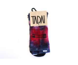 Chaussettes Taidai Red Blue