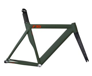 Cadre Leader 735 + Fourche I805 - Army Green