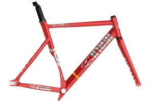 Cadre Piste Cinelli Vigorelli Shark - Red Alert