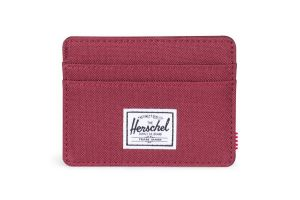 Porte-cartes Herschel Charlie Windsor Wine