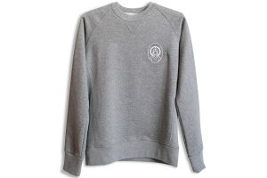 Sweat Santafixie x Nvayrk Small Logo - Gris